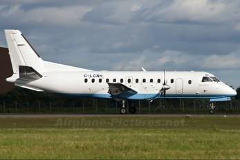 G-LGNH - FlyBe - Loganair SAAB 340