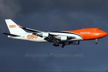 OO-THA - TNT Boeing 747-400F, ERF