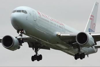 C-FCAE - Air Canada Boeing 767-300ER
