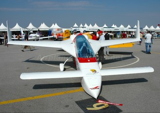 CS-XAV - Private Rutan VaryEze