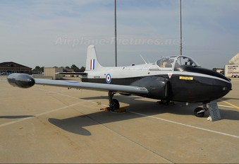 N8272M - Private BAC Jet Provost T.4