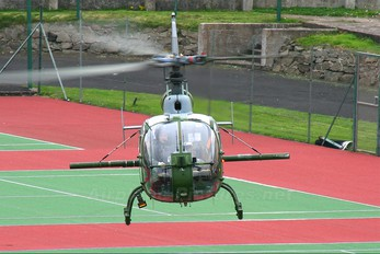 XW846 - British Army Westland Gazelle AH.1