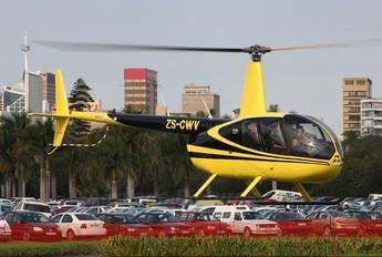 ZS-CWV - Private Robinson R44 Astro / Raven