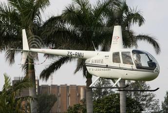 ZS-RMU - Private Robinson R44 Astro / Raven