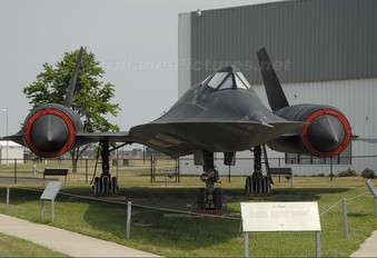 61-7968 - USA - Air Force Lockheed SR-71A Blackbird