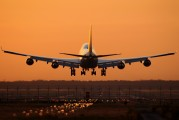 D-ABVH - Lufthansa Boeing 747-400 aircraft