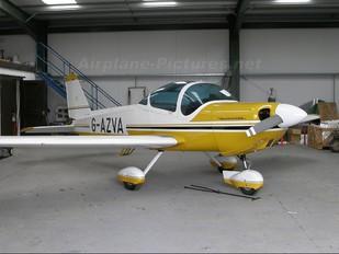 G-AZVA - Private Bolkow Bo.209 Monsun