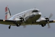 LN-WND - Dakota Norway Douglas C-53D Skytrooper aircraft