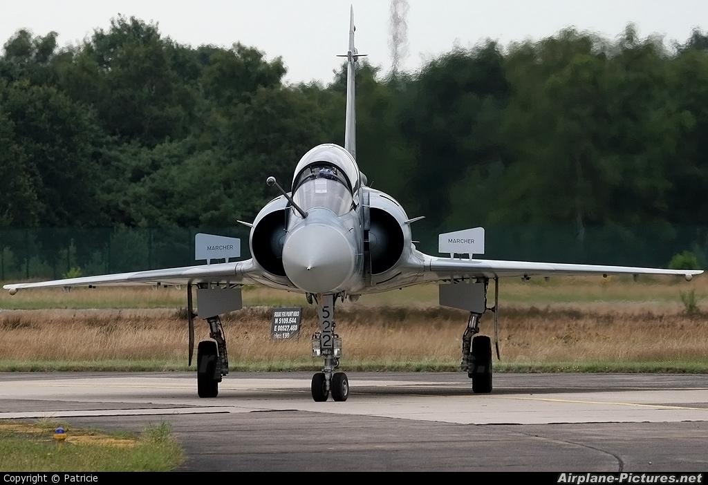 France - Air Force 522 aircraft at Kleine Brogel