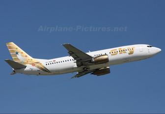TC-SKG - Sky Airlines (Turkey) Boeing 737-400