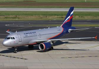 VP-BWG - Aeroflot Airbus A319