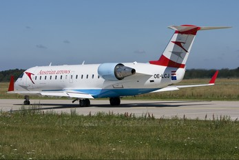 OE-LCJ - Austrian Airlines/Arrows/Tyrolean Canadair CL-600 CRJ-200