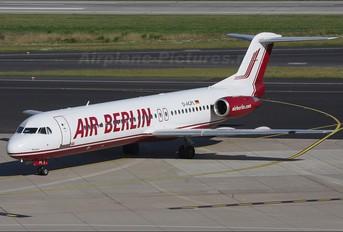 D-ABPL - Air Berlin Fokker 100