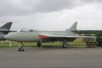 G-BZPB - Private Hawker Hunter GA.11
