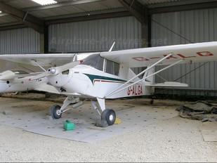 G-ALGA - Private Piper PA-15 Vagabond
