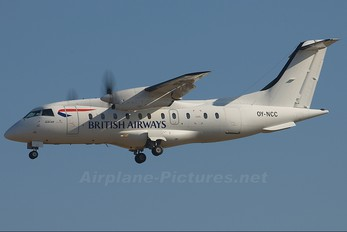 OY-NCC - British Airways - Sun Air Dornier Do.328