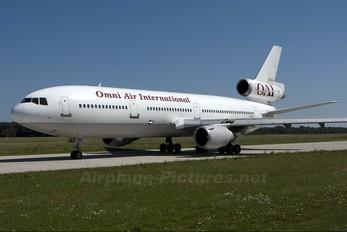 N522AX - Omni Air International McDonnell Douglas DC-10