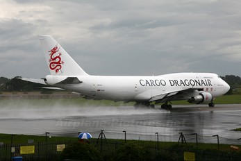 B-KAC - Dragonair Cargo Boeing 747-300F