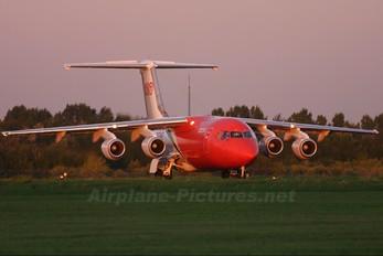 EC-ELT - TNT British Aerospace BAe 146-200/Avro RJ85-QT Quiet Trader