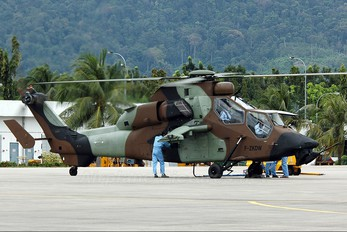 F-ZKDW - Eurocopter Eurocopter EC665 Tiger