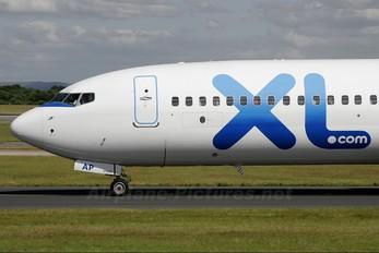G-XLAP - XL Airways (Excel Airways) Boeing 737-900