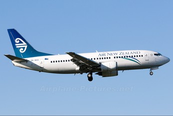 ZK-NGG - Air New Zealand Boeing 737-300