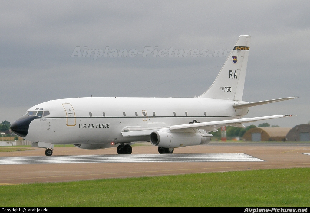 USA - Air Force 73-1150 aircraft at Fairford