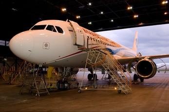 VP-BEQ - Vladivostok Avia Airbus A320