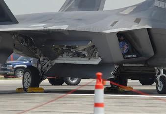 03-4048 - USA - Air Force Lockheed Martin F-22A Raptor