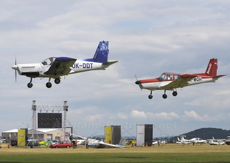 OK-WOH - Bemoair Zlín Aircraft Z-43