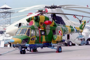 510 - Poland - Ministry of the Interior PZL W-3RM Anaconda