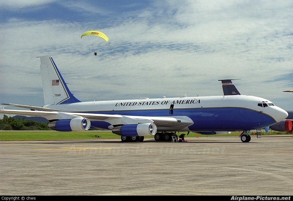 USA - Air Force 57-2589 aircraft at Langkawi