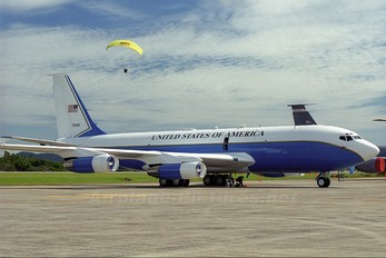 57-2589 - USA - Air Force Boeing VC-135A
