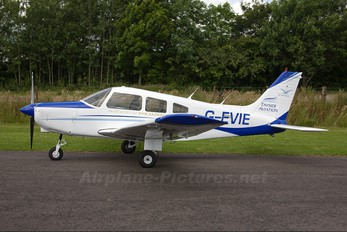 G-EVIE - Tayside Aviation Piper PA-28 Warrior