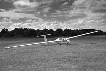 G-CEYC - Scottish Gliding Union Glaser-Dirks DG-500 Elan Orion