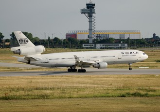 N277WA - World Airways McDonnell Douglas MD-11