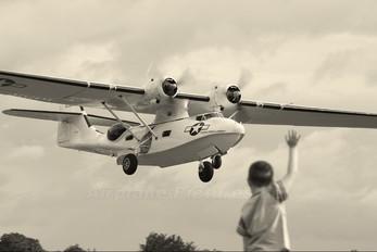 G-PBYA - Catalina Aircraft Consolidated PBY-5A Catalina
