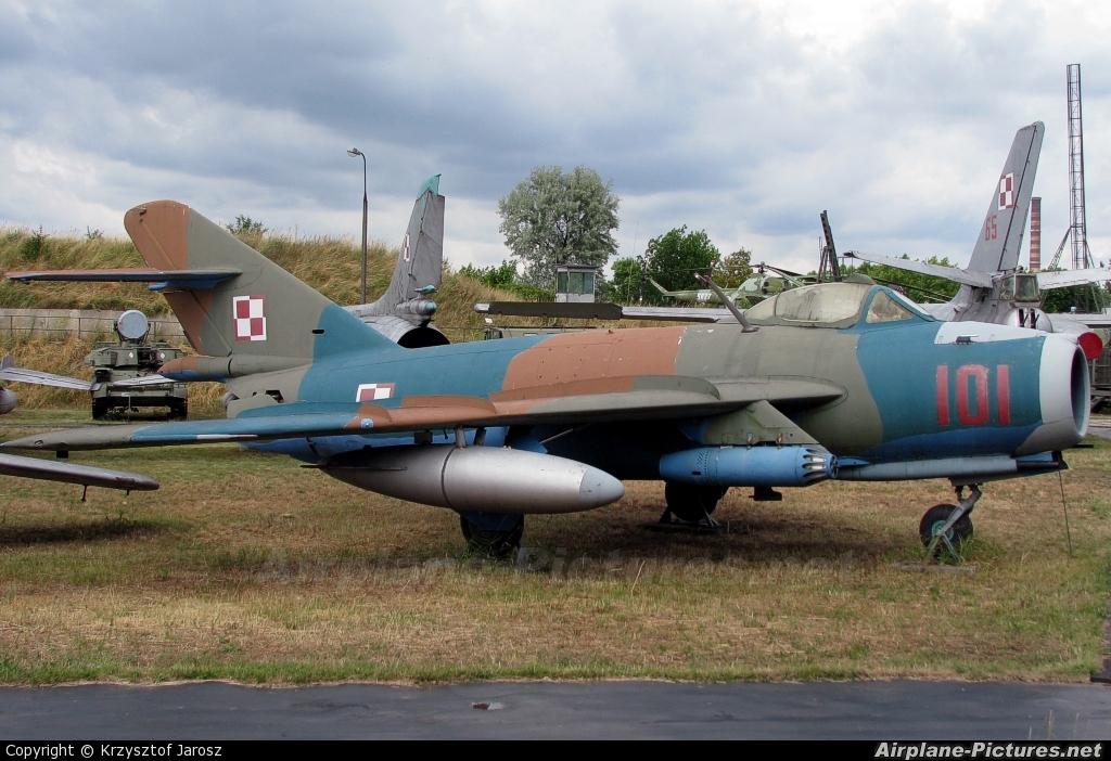 Museum of Polish Army 101 aircraft at Warsaw - Off Airport