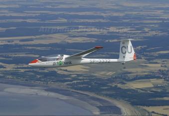 SP-3332 - Aeroclub Zaglebia Miedziowego PZL SZD-48 Jantar