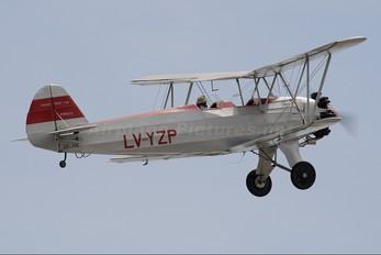 EC-JSE - Fundación Infante de Orleans - FIO Focke-Wulf Fw.44J Stieglitz