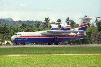 RA-21511 - Russia - Air Force Beriev Be-200