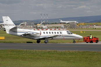 N535CE - Latium Jet Services Cessna 560 Citation Encore