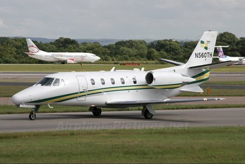 N560TH - Private Cessna 560XL Citation Excel