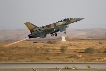 833 - Israel - Defence Force Lockheed Martin F-16I Sufa