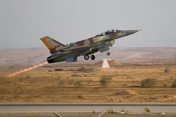 833 - Israel - Defence Force Lockheed Martin F-16I Sufa