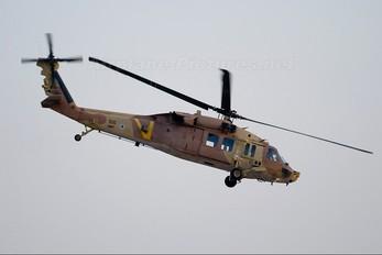 515 - Israel - Defence Force Sikorsky S-70A-9 Yanshuf 3
