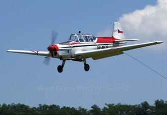 OK-MGM - Private Zlín Aircraft Z-226 (all models)