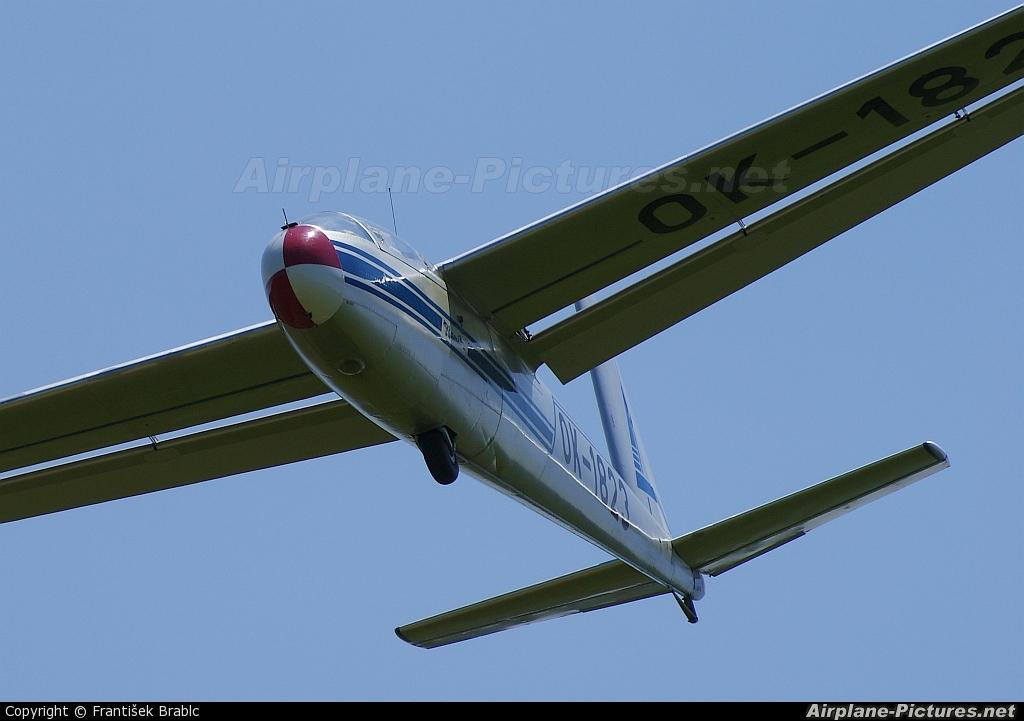 Aeroklub Brno Medlánky OK-1823 aircraft at Medlánky