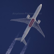 A6-EBD - Emirates Airlines Boeing 777-300ER
