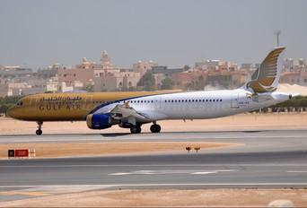 A9C-ES - Gulf Air Airbus A321